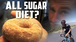 Download FULL DAY OF EATING (AND CYCLING) | THE ″ALL SUGAR DIET″ Video