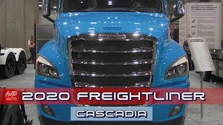 2019 Black/Silver Renegade Classic - Freightliner Cascadia Chassis