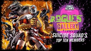 Download 10 Best Suicide Squad Members - Rogues' Gallery Video