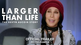 Download Larger Than Life: The Kevyn Aucoin Story (2018) | Official Trailer HD Video