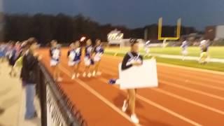 Download High school QB asks opposing team cheerleader Video