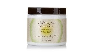 Download Carol's Daughter Gardenia Body Cream 15 oz. Video