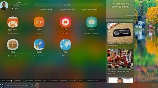 Download eXtern OS Beta – Windows 10 Style Linux Distro Video