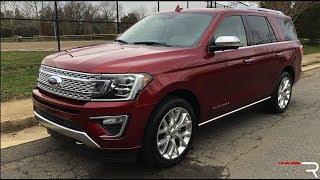 Download 2018 Ford Expedition Platinum – The New King of Big SUV's Video