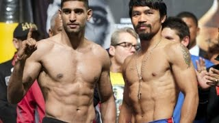 Download Manny Pacquiao vs Amir Khan Video