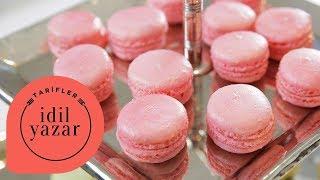 Download Makaron Nasıl Yapılır ? - İdil Yazar - Yemek Tarifleri - French Macarons Video