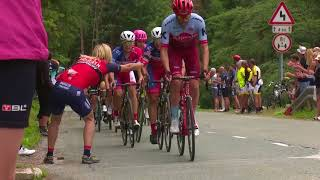 Download 2018 Tour of Slovenia - Stage 4 Behind the Scenes Highlights Video
