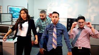 Download Office Dance Battle | Anwar Jibawi Video