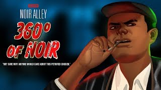 Download Noir Alley: 360° of Noir - Episode 6 SIX FEET TO FREEDOM Video