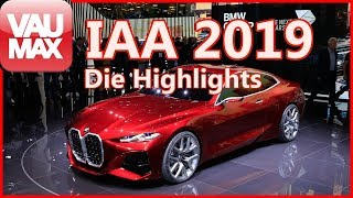 Download IAA Highlights 2019 | VW | AUDI | Porsche | BMW | SEAT | SKODA | Mercedes-Benz Video