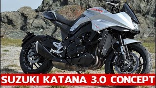 Download The Suzuki Katana 3.0 Concept | Motociclismo Reveal Their Suzuki Katana 3.0 Concept At EICMA Video