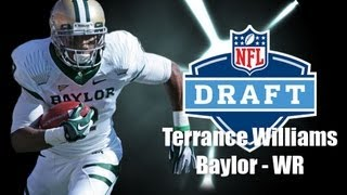 Download Terrance Williams - 2013 NFL Draft Profile Video