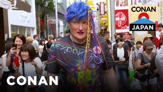 Download Conan Hits The Streets Of Tokyo Video