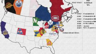 Download History of NHL Teams Video