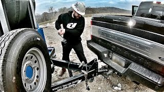 Download A DAY IN THE LIFE OIL FIELD HOTSHOT - POWERSTROKE PLATINUM Video