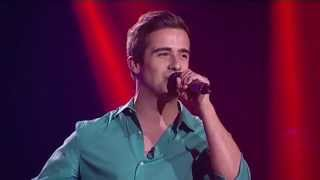 Download Guilherme Azevedo - ″When a man loves a woman″ | Provas Cegas | The Voice Portugal | Season 3 Video