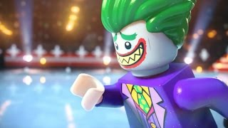 Download All Lego Batman Movie Product Animations! Video