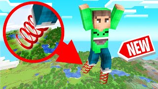 Download MINECRAFT But EVERY JUMP Is 1000 FEET! (Dangerous) Video