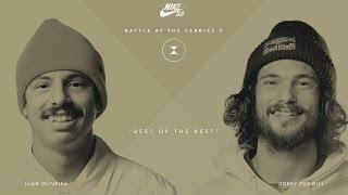 Download BATB X | Luan Oliveira vs. Torey Pudwill - Round 1 Video