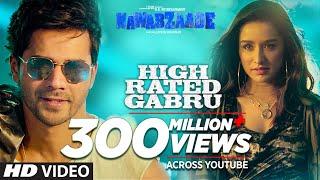 Download High Rated Gabru   Varun Dhawan   Shraddha Kapoor   Guru Randhawa   Raghav Punit Dharmesh Video