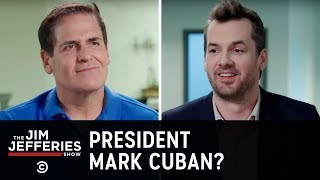 Download Mark Cuban - Becoming the Second Billionaire, Reality-Star President - The Jim Jefferies Show Video