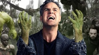 Download Why Bruce Banner Can't Turn Into The Hulk In Infinity War Video