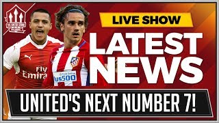 Download Antoine GRIEZMANN or Alexis SANCHEZ To MANCHESTER UNITED This January! MAN UTD NEWS Video