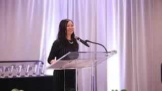 Download 2019 Women of Influence   Li Zhao Mandelbaum Video