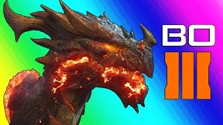 Download Black Ops 3 Zombies: Der Eisendrache Easter Egg - Fighting the Boss! (Funny Moments & Fails) Video