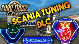 Download NEW SCANIA Tuning DLC ″Mighty Griffin″ (Euro Truck Simulator 2) Video