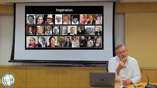 Download 20180120 Public Lecture - Gunter Pauli Video