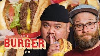 Download Seth Rogen Taste-Tests Secret Fast-Food Burgers | The Burger Show Video