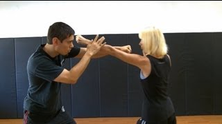 Download Krav Maga - Inside Defense w. Counter against Left Punch (Slipping the Punch Properly) Video