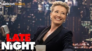 Download Late Night - Official Trailer | Amazon Studios Video