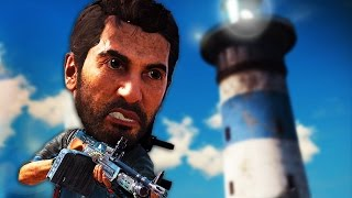 Download BIG HEAD MODE | Just Cause 3 #5 Video