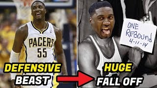 Download What Happened to Roy Hibbert's NBA Career? From All Star to Out of NBA Video
