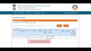 Download NATS Stipend Reimbursement Video Tutorial Establishment Video