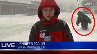 Download 16 Mysterious Creatures Caught on LIVE TV Video