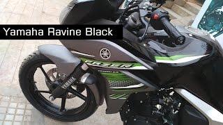 Download Yamaha Fazer Version 2.0 New Colours Ravine Black Hawk Model At Showroom | India Video