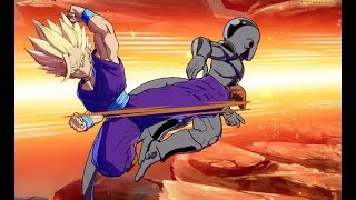 Download LIMIT BREAKER RHYME ACTIVATED! Rhymestyle vs SeeReax   Dragon Ball FighterZ Video