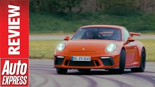 Download New Porsche 911 GT3 2017 review - wow, wow, WOW! Video