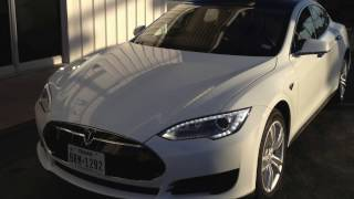 Download Four year old Tesla Model S Video