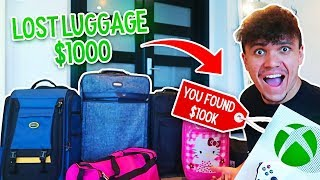 Download I Bought $1000 Lost Luggage at an Auction and Found This… (PS4, Xbox & Diamonds) Video