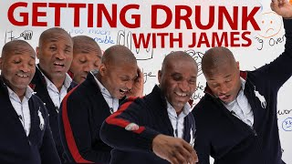 Download LEARN REAL ENGLISH: Get DRUNK with James Video