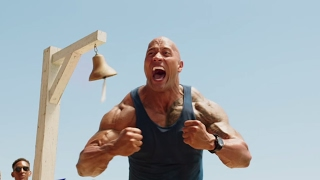 Download The Rock is ready to save lives in ″Baywatch″ Video