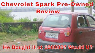 Download Chevrolet Spark 5 Year Old Pre Owned Car Honest Review Video