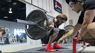 Download HOW TO FIX A BROKEN SQUAT: Squatting Pain Free (Ft. Lex Griffin) Video