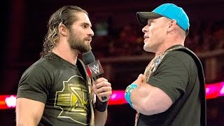 Download John Cena's message to Seth Rollins: May 18, 2016 Video