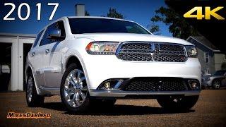 Download 2017 Dodge Durango Citadel - Ultimate In-Depth Look in 4K Video