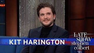 Download Stephen Guesses 'GoT' Endings At Kit Harington Video